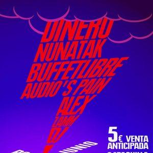 30594 Festival en Pozo Estrecho con Nunatak, Dinero, Buffetlibre Junio 2014
