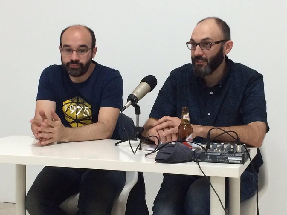 Presentación Alberto Olmos en Murcia. Alabanza