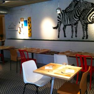 restaurante senegalés Murcia Bantamba