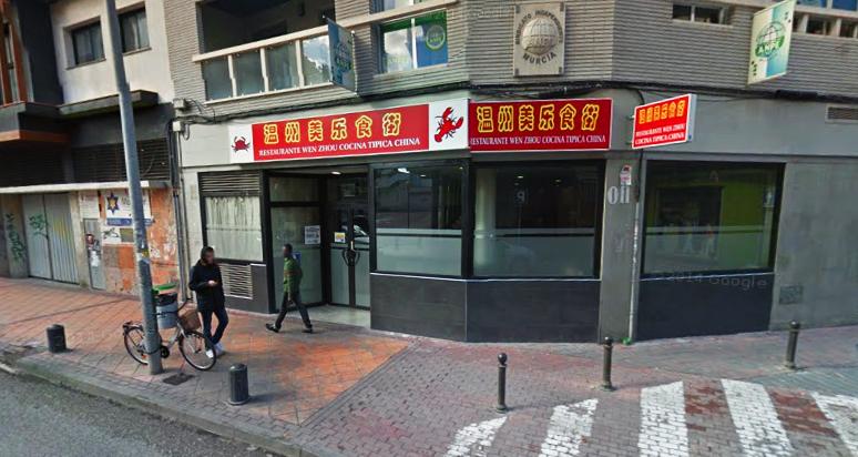 Restaurante chino auténtico Murcia chino de los chinos