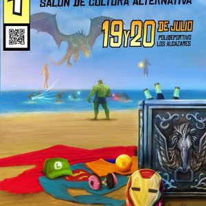 Summer Freak, salón de cultura alternativa en Los Alcázares