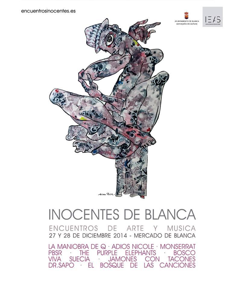 Inocentes de Blanca