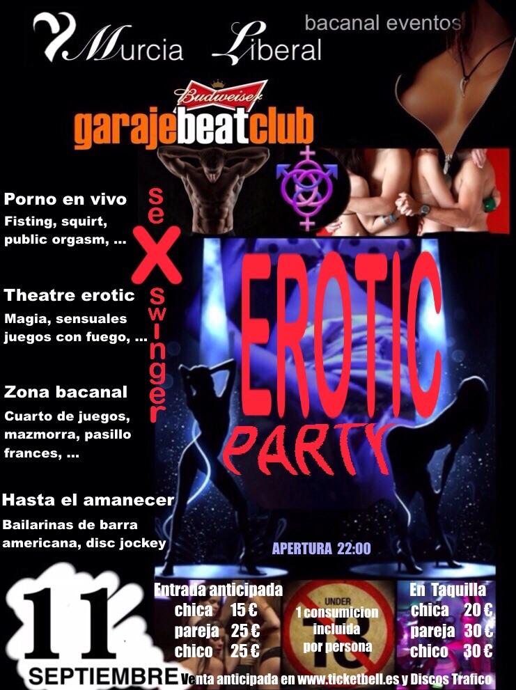 Murcia Erotic