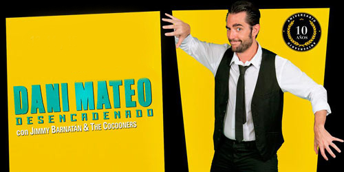 Dani Mateo - Desencadenado