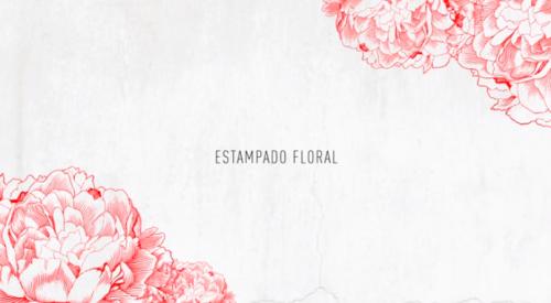 Antonio Arco Estampado floral