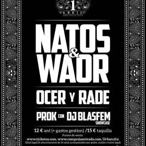 Natos Waor Murcia 1 abril