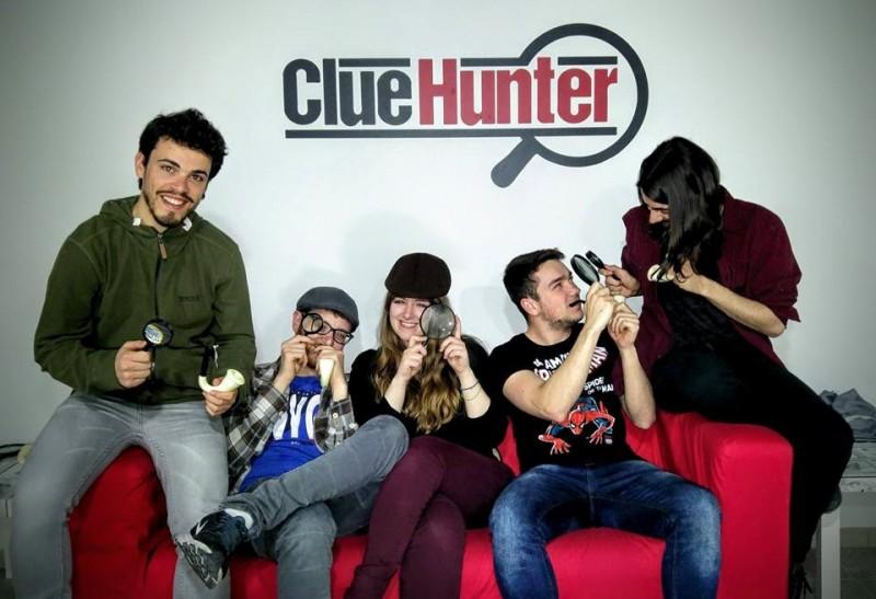 cmon Clue Hunter