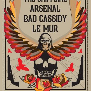 Bad Cassidy