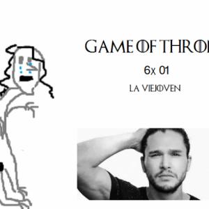 Imagen principal juego de tronos