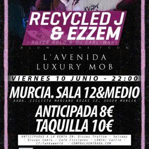 Recycled J & Ezzemn Murcia
