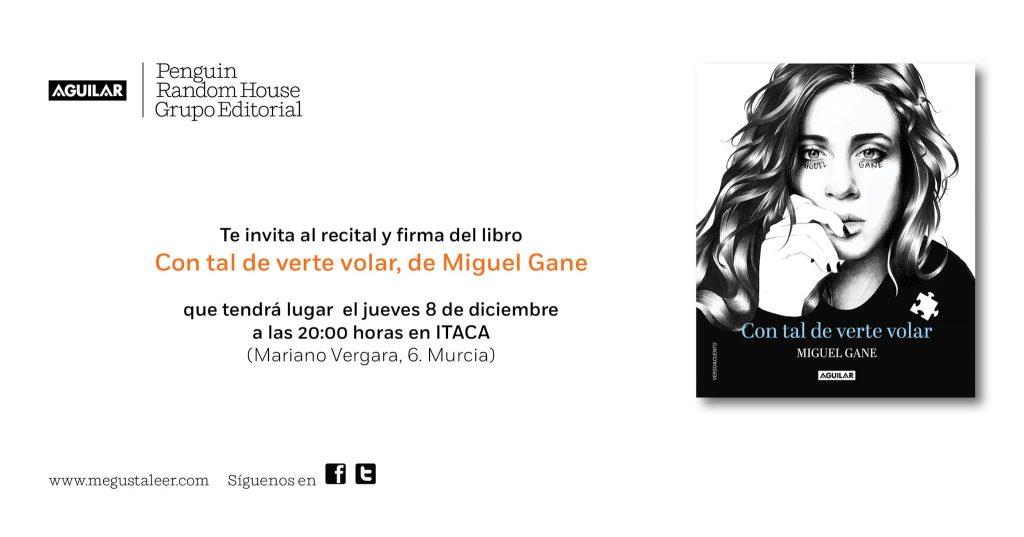 presentacion libro Miguel Gane