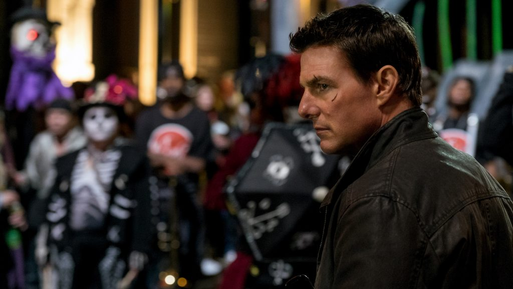 Jack Reacher Never Go Back 8k Wallpaper