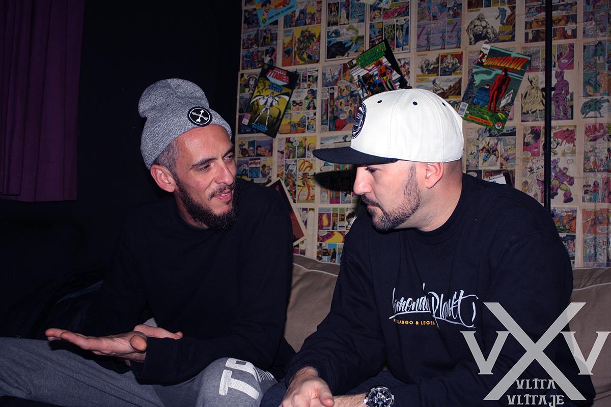 puto largo legendario entrevista limonada cmon murcia 2