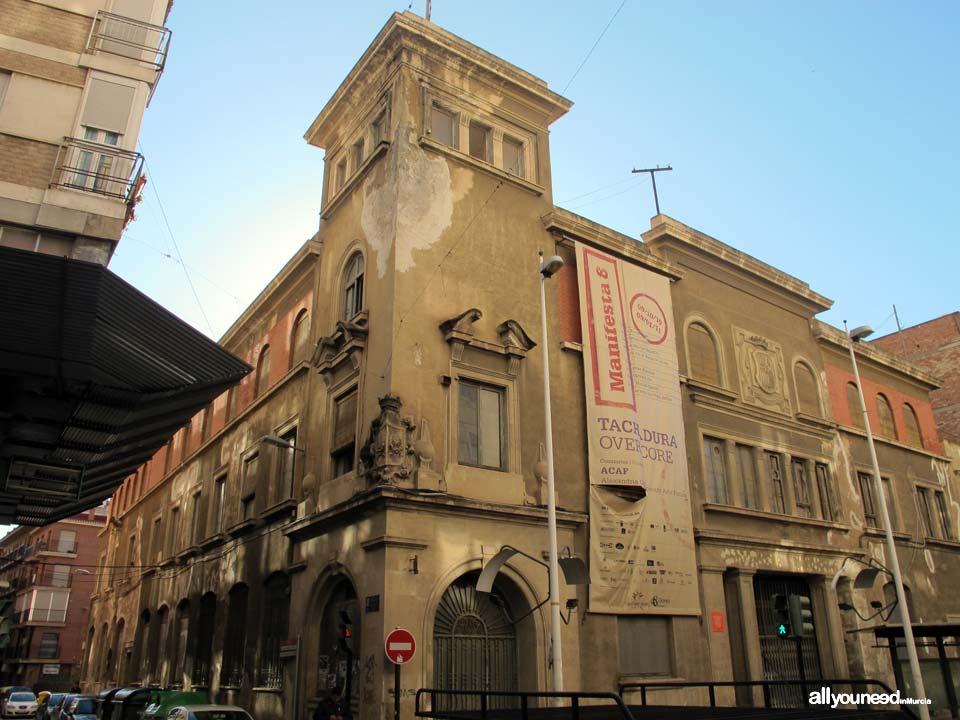 El antiguo edificio de correos de murcia se convertir en for Edificio de correos madrid