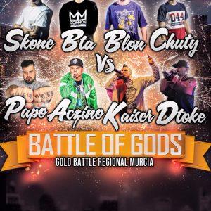 battle of gods aczino papo skone chuty bta dtoke - murcia