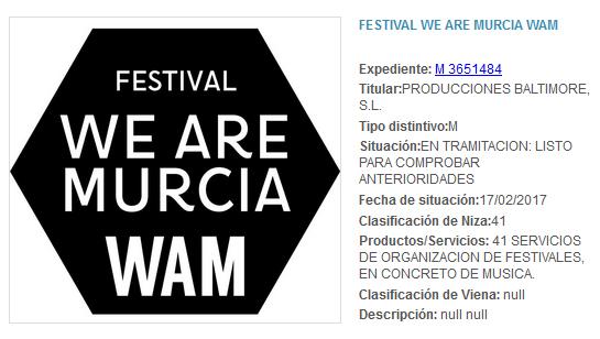 we are murcia wam 2