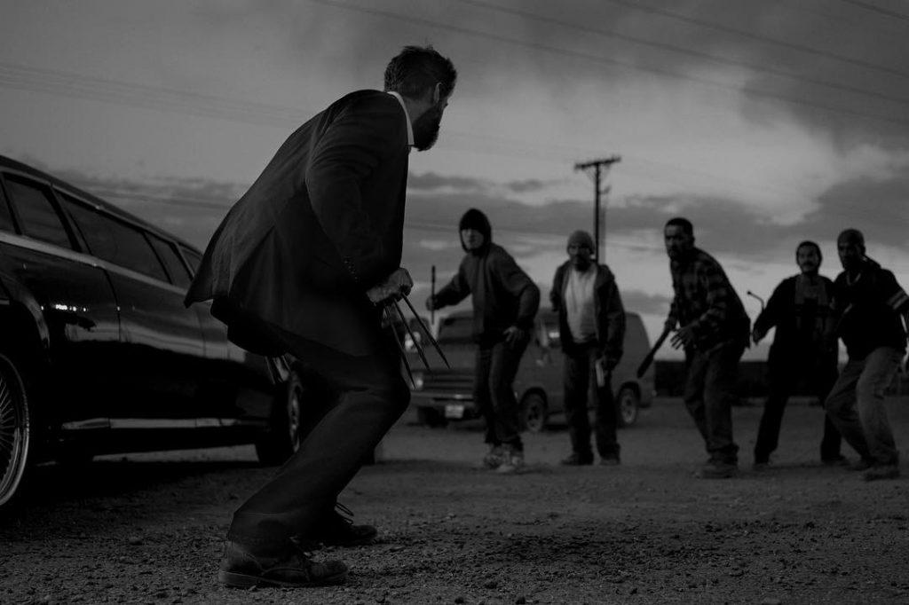 Logan One Last Time Movie 2017 Fight Secne