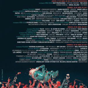 Viña Rock por días - C'Mon Murcia