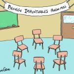 9 Reunion Impuntuales anónimos