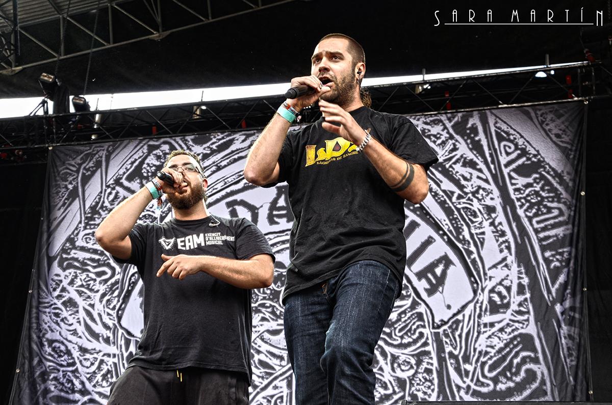 Lagrimas de Sangre Viña Rock 2017 - C'Mon Murcia