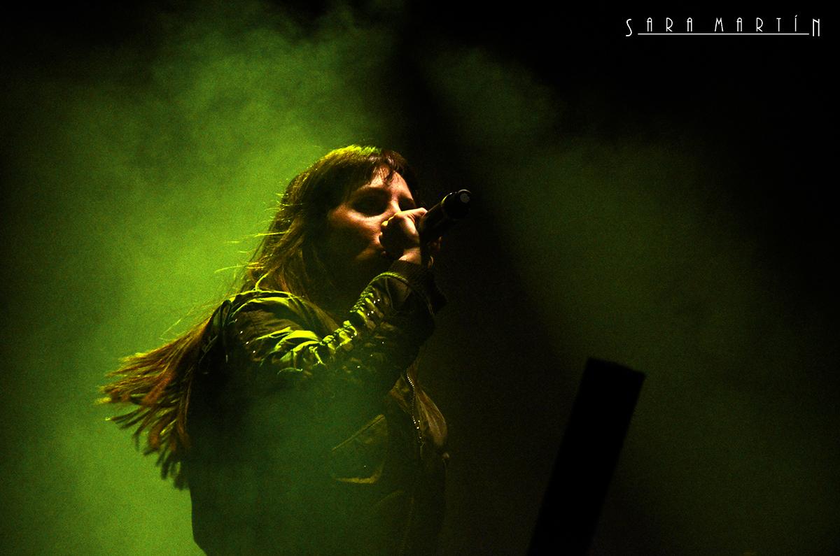 Mala María Rodríguez Viña Rock 2017 - C'Mon Murcia