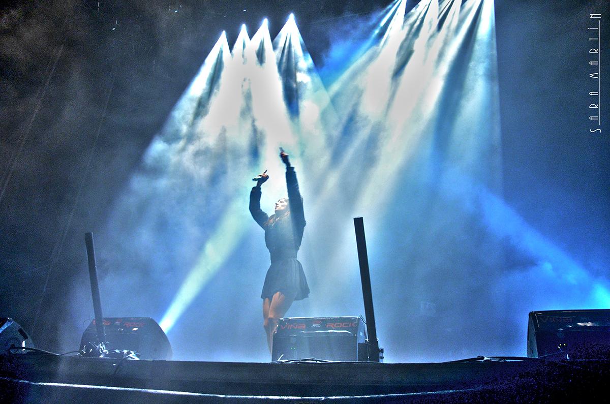 Mala Rodríguez Viña Rock 2017 - C'Mon Murcia