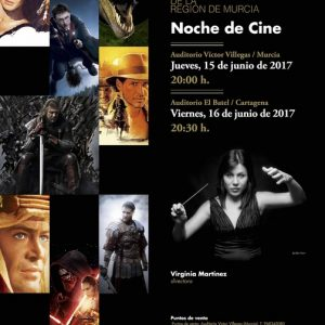 OSRM Noche de cine