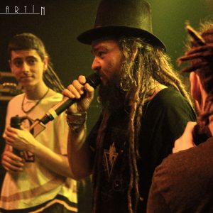 Ricky Hombre Libre TRK - C'Mon Murcia