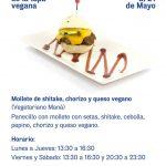 Ruta Tapa Vegana Murcia 1