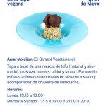 Ruta Tapa Vegana Murcia 4