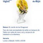 Ruta Tapa Vegana Murcia 8