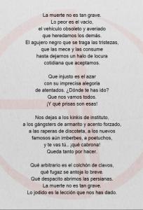Santiuve Gata Cattana Poema Poesía