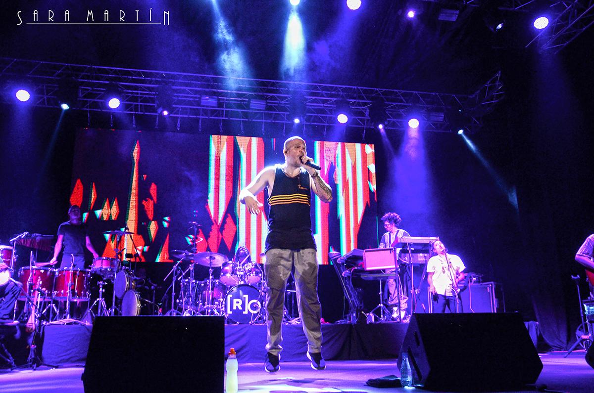 Residente La Mar de Músicas 2017 - C'Mon Murcia 3