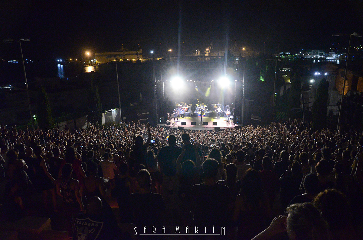 Residente La Mar de Músicas 2017 - C'Mon Murcia 5