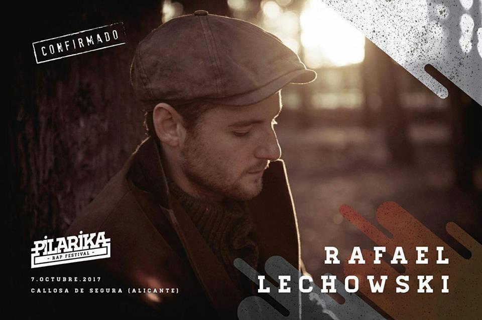 Lechowsky Rafael Pilarika Rap Festival Entradas - C'Mon Murcia