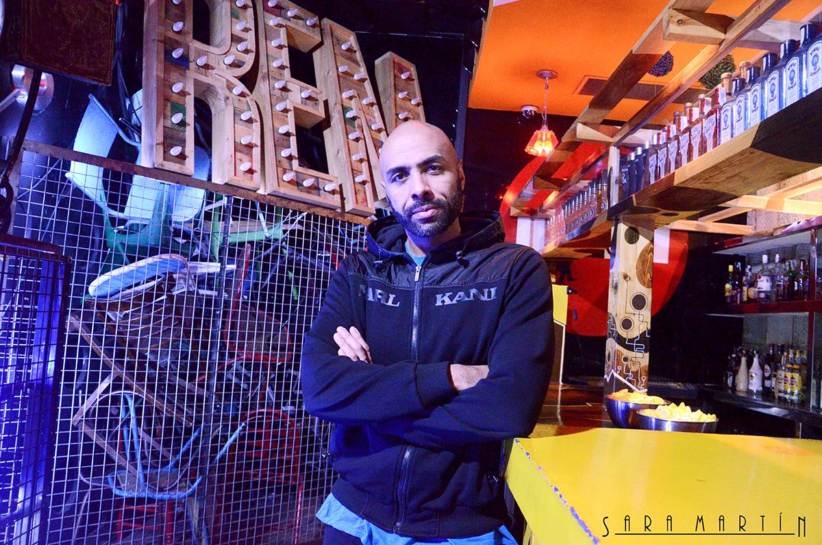 Entrevista El Chojin Recalculando Ruta - Cmon Murcia 1