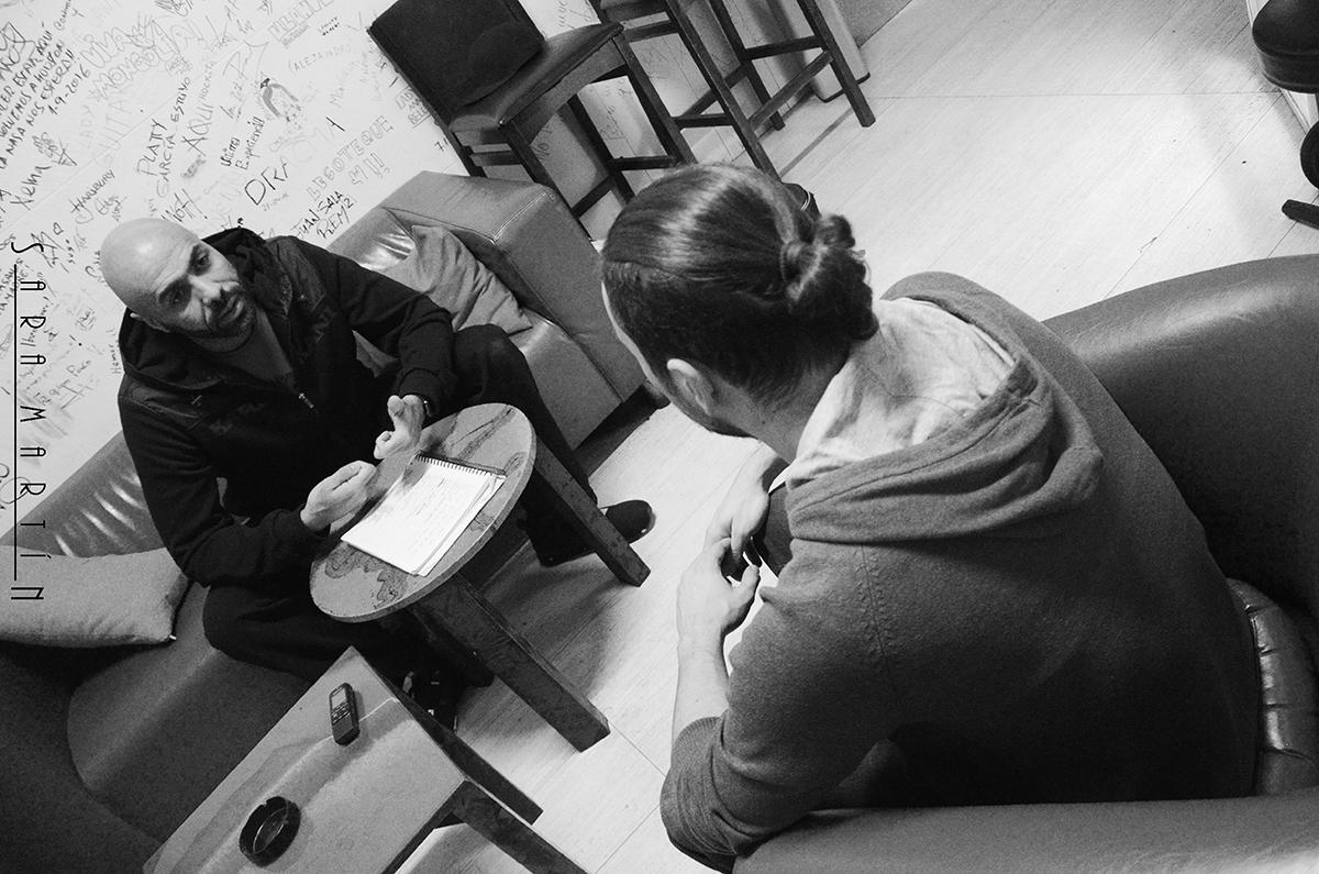 Entrevista El Chojin Recalculando Ruta - Cmon Murcia