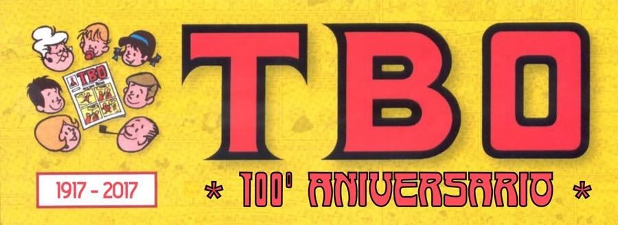 100 aniversario de TBO