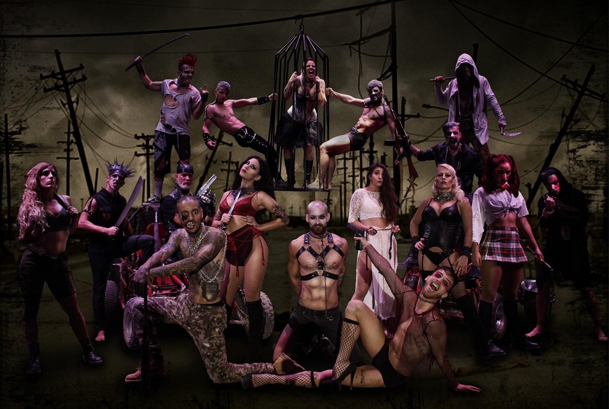 El Circo Rojo