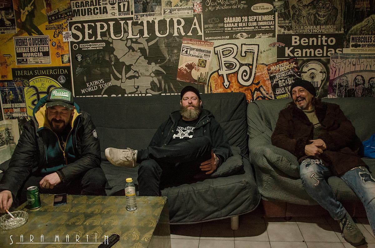 Entrevista A Ofunkillo Hay Que Mantener El Espíritu Funk