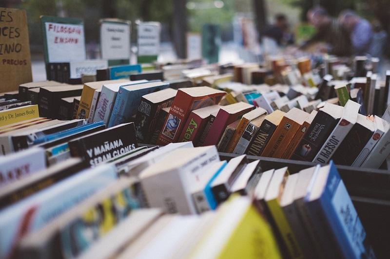 Resultado de imagen para feria de libros