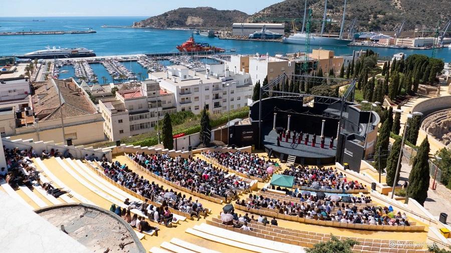 Cine Música Teatro Y Mucho Más Este Verano En El Parque Torres De Cartagena C Mon Murcia