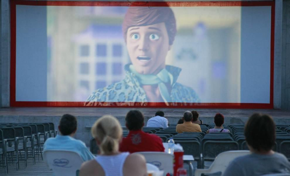 Programación Del Cine De Verano En El Parque Fofó De Murcia C Mon Murcia